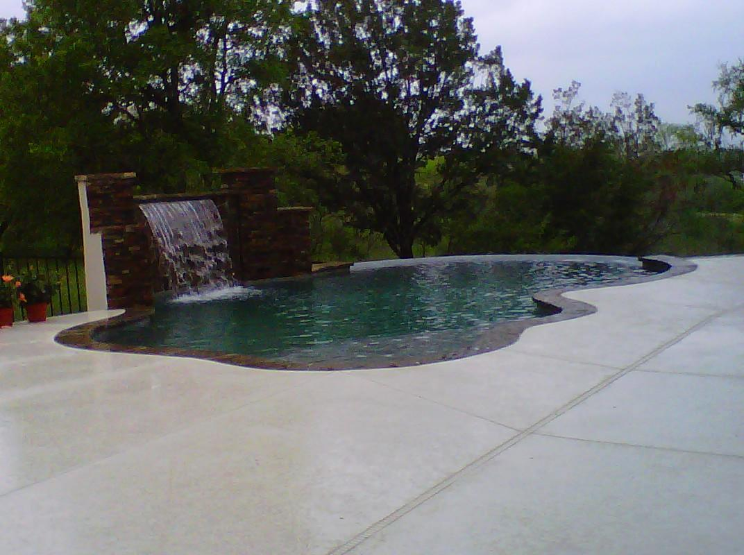 Marble Falls March 2010 Boston S Pools By Design Blog