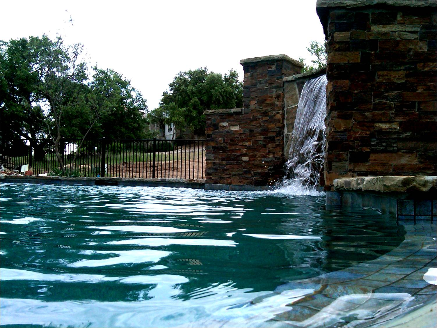 Marblefall2 boston 39 s pools by design blog for Pool design blog